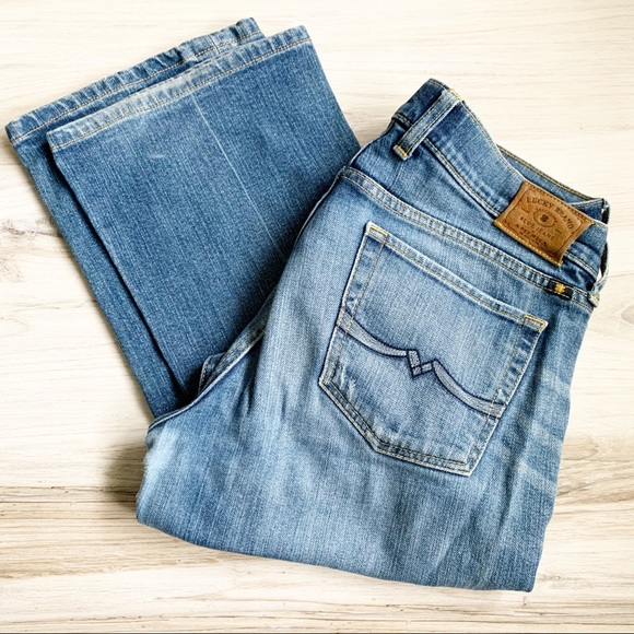 Lucky Brand Denim - Lucky Brand Cumberland Sweet n' Low Boot Cut Jeans